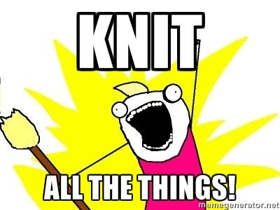 KnitAllTheThings